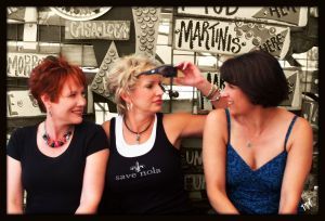 Girls Wkend - Antique Wk - Royers for lunch