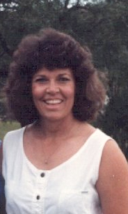 My beautiful cousin Pam.  She died in 2002.