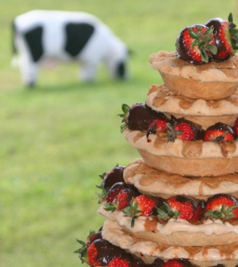 Royers caters weddings - yum!