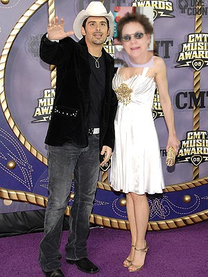 Me with Brad at an awards show