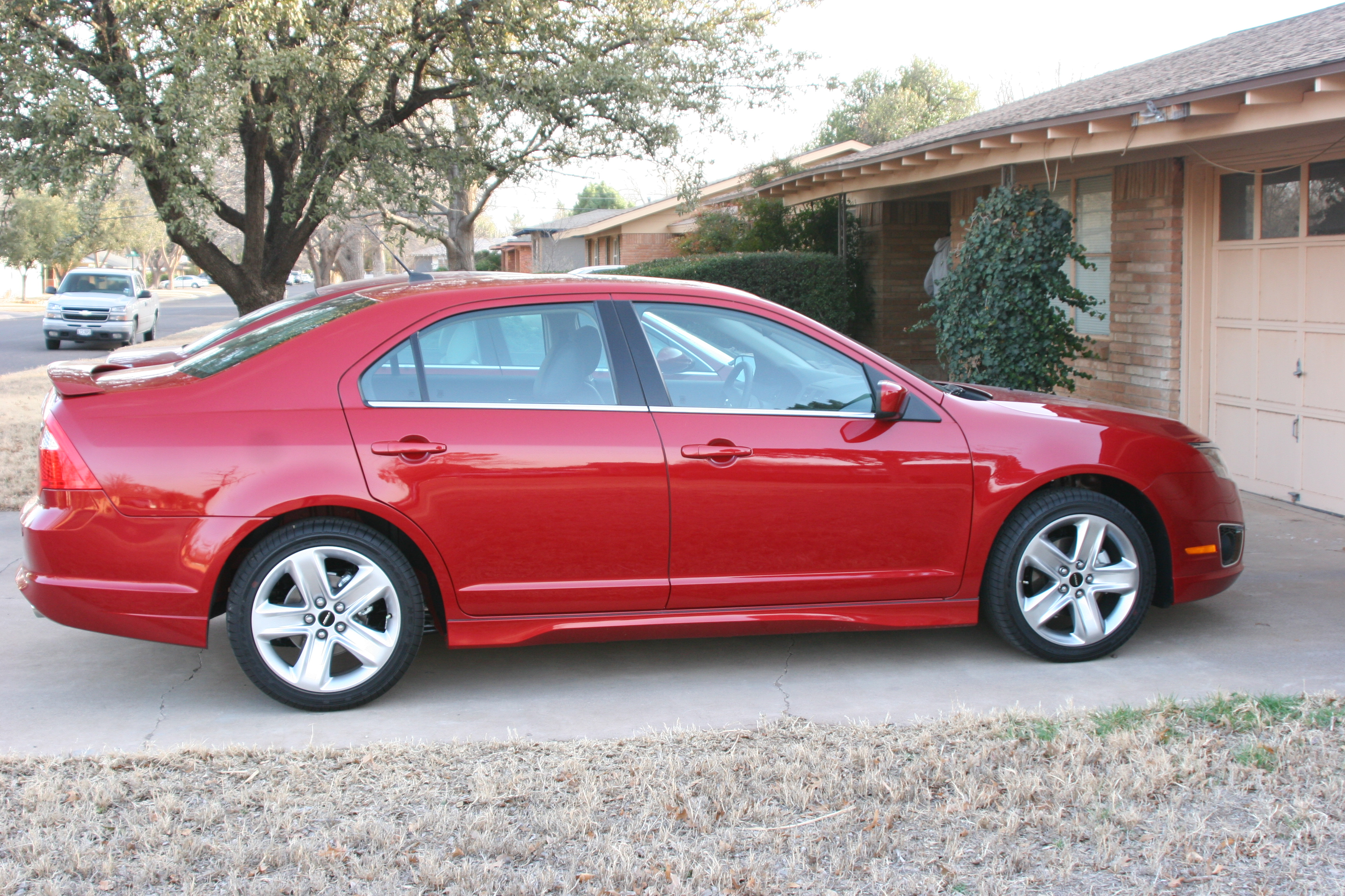 Sewell Ford Odessa >> My New BFF = 2010 Ford Fusion Sport | LONE STAR LIFER. my roots run deep
